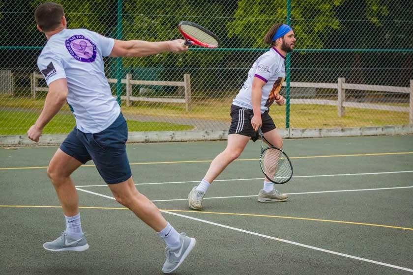 The Grace Dear Trust annual fund raising tennis tournament 2019 01