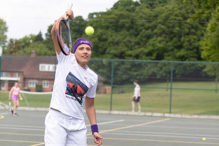 The Grace Dear Trust annual fund raising tennis tournament 2019 06