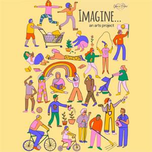Imagine Art Pack Grace Dear Trust Issue-1
